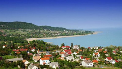 hotels at Lake Balaton Plattensee