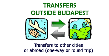 transfer outside budapest
